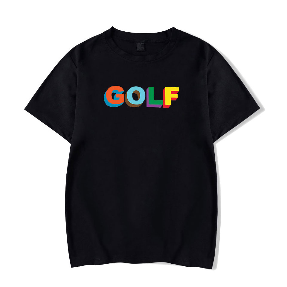 Golfed Wang Sk New 90th Tyler The Creator OFWGKTA Skate Frank Ocean Men/women T-shirt 100% Cotton Man's T Shirt Fashion Camiseta