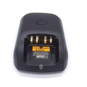 Image 1 - WPLN4226A 唯一ベースデスクトップ充電器 motorola XIR P8268/P8200/P8260 、 DP3400 、 DP3600 DP4800 DEP550 などトランシーバー