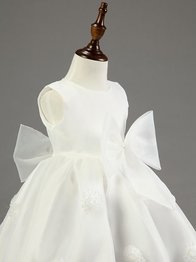 2016 yay qız paltarı Big bow moda tutu Toy Uşaqları Qızlar - Uşaq geyimləri - Fotoqrafiya 2
