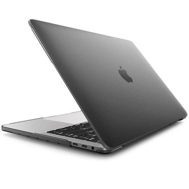 Dành Cho MacBook Pro 15 Ốp Lưng Với Thanh Cảm Ứng/Touch ID (2019 2018 2017 2016) a1990/A1707 Tôi Blason Slim Frost Cứng + Nhựa TPU