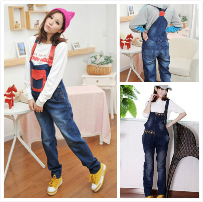 New 2016 Maternity pants autumn and winter maternity jeans fashion maternity bib pants pregnancy clothes for pregnant women Hot ваза фантазия 120 70мм хохлома 1116631