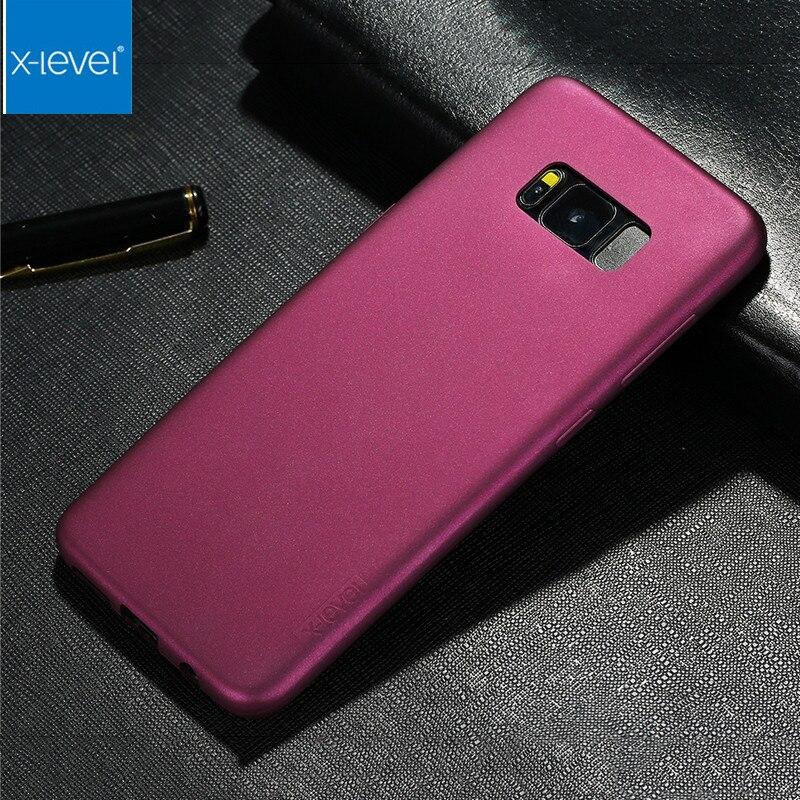 X-SZINT Samsung S8 tokhoz - luxus márka, rendkívül vékony - Mobiltelefon alkatrész és tartozékok