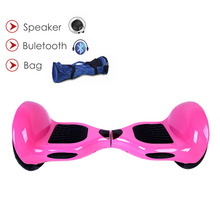 Hoverboards Bluetooth Gyroscooter 10 inch 2 wheels self balance Hoverboard electric skateboard smart electric hover board