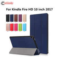 For Amazon Kindle Fire HD 10 2017 Tablet Case For Kindle Fire HD 10 Inch 2017