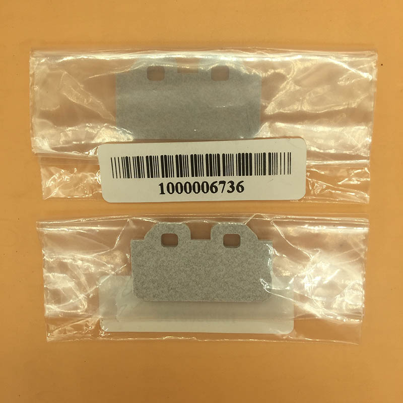 1PCS Original Roland VS640 Wiper Felt For Roland BN-2 VS-300 VS-420 VS-540 VS-540i VS-640 VS-640i RF-640 RE640 DX7 Felt Wiper