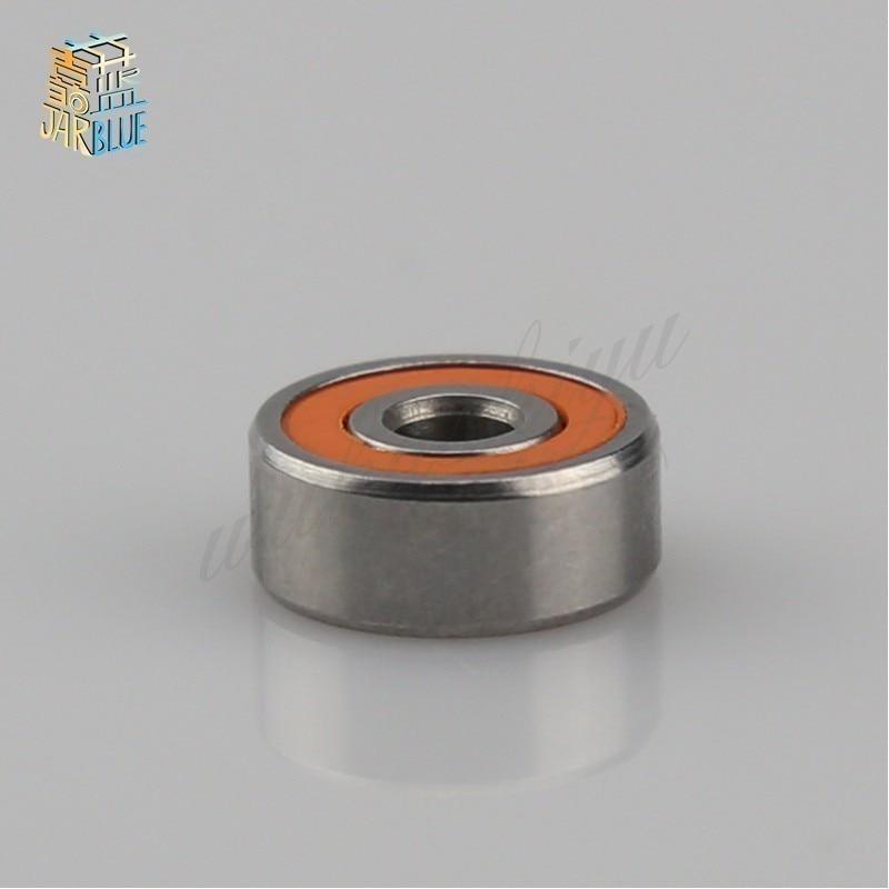 440c CERAMIC Stainless Steel Bearing SMR115-2RS 5x11x4 mm 2 PCS ABEC7 Orange