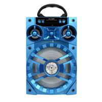 İyi Satış Açık Bluetooth Kablosuz Taşınabilir Hoparlör Süper Bas ile USB/TF/AUX/FM Radyo Şubat 20