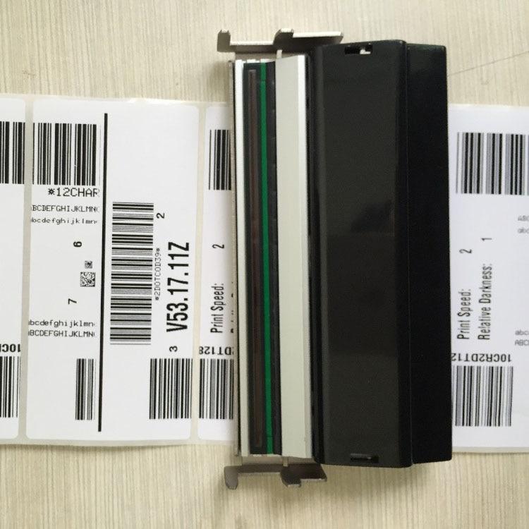 New Compatible S4M Thermal Print head For Zebra S4M 203dpi Barcode Printer Printhead Parts Number G41400M original new printhead for intermec pm4i pf4i 203dpi thermal bacode printer print head printer parts