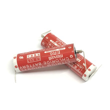 8PCS/LOT New Original Maxell ER6 3.6V 2000mah PLC Battery Lithium Batteries Made in Japan [sa] new japan genuine original sunx sensor su 7 spot 2pcs lot