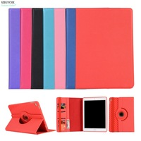 Tablet Case For IPad Pro Rotating Two In One Leather Flat PU Leather CaseS For IPad