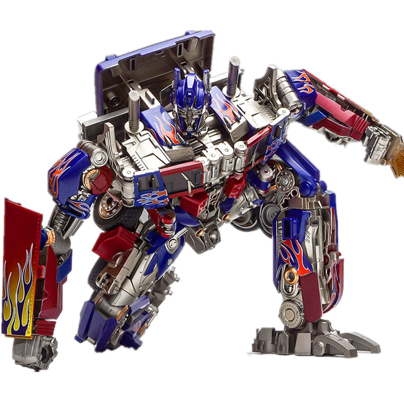 WJ 29CM Oversize SSO5 Transformation Toy ABS Alloy Action Figure MPP10 Toys OP Movie Robot Car