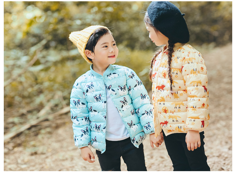 34c52732db9f Children s Winter Cotton Warm Jacket Cotton padded Jacket Cotton ...