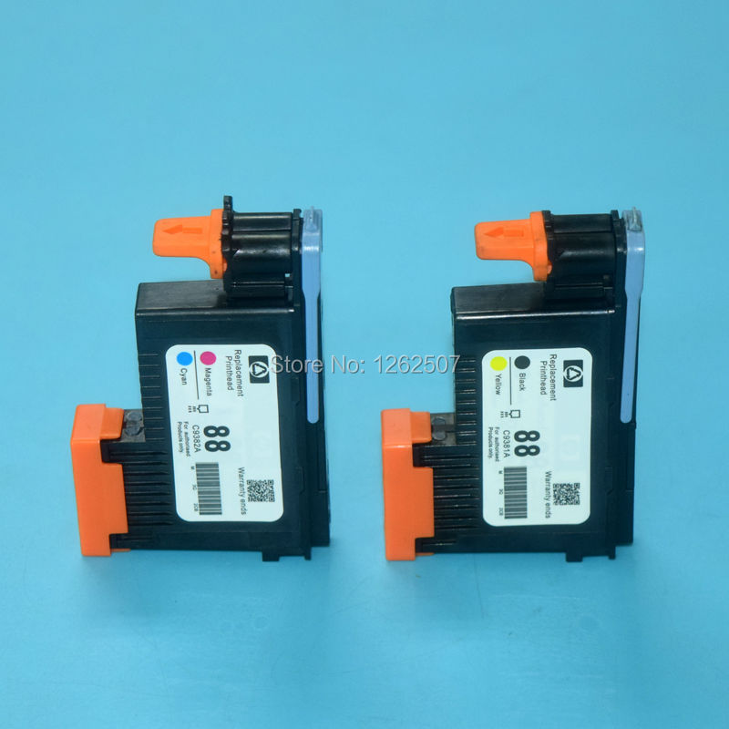 For hp printhead 88 88xl for hp officeJet pro K5400 K550 K8600 K5300 printer printing head 4colors стоимость