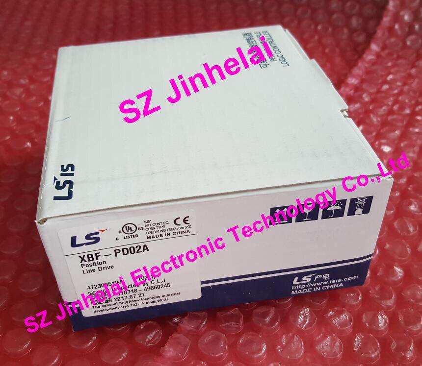 XBF-PD02A Authentic original LS(LG) PLC controller, 2 axis sex driving type position control module original module type fc4a n08b1