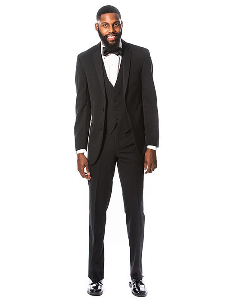 Compare Prices on Solid Black Suit- Online Shopping/Buy Low Price ...