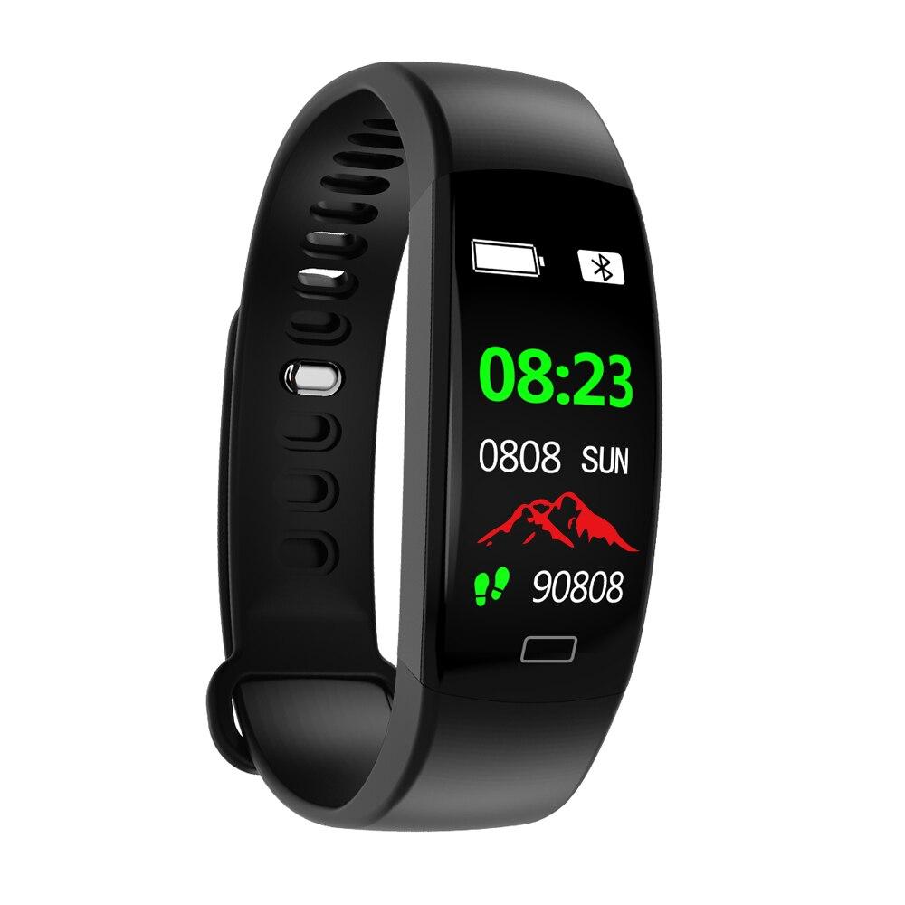 Smart Wristband 2018 Bracelet F64 Smartband gps waterproof sleep monitor Fitness Bracelet Smart Watch Call Alarm For iOS Android (61)