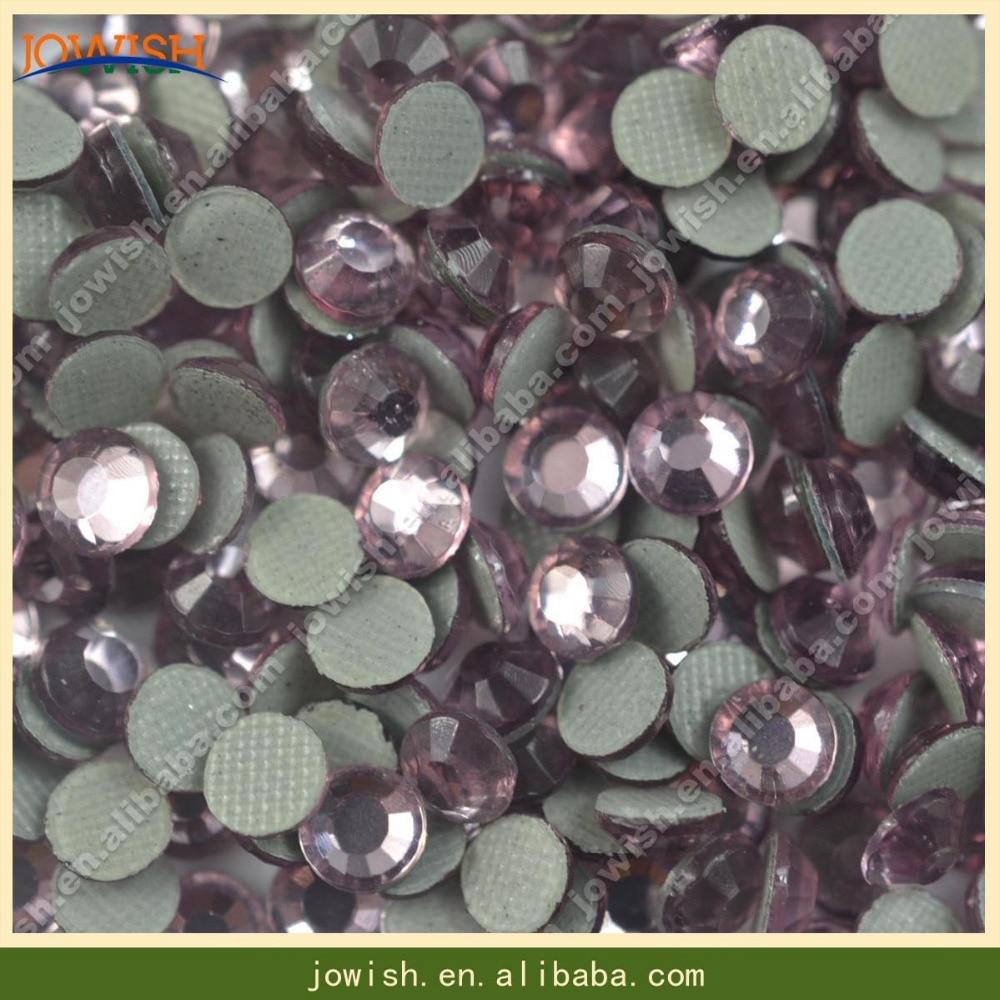 SS6 Лт Аметист исправление корейский 1000 Гросс камень, свинец стразами хрустальные бусины для обуви аксессуары для одежды