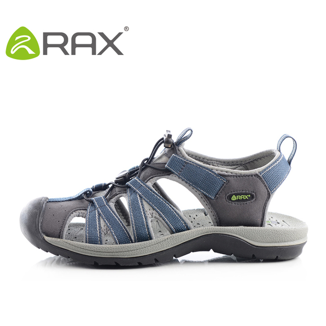 30106e85d79e Rax Hiking Sandals Men Summer Outdoor Casual Sandals Men Breathable Trekking  Camping Walking Shoes Women Outdoor Sandals Men