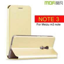 Meizu m3 примечание случае флип Mofi meizu примечание 3 задняя крышка 32 ГБ meizu м 3 примечание pro простые fundas 16 ГБ силиконовые meizu м 3 примечание случаях