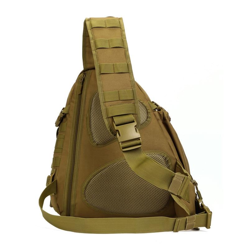 Baganta e shpatullave ushtarake burra najloni me cilësi të lartë - Çanta dore - Foto 4