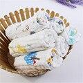 Wholesale Newborn 100%Cotton 6 Layers Gauze Towel Infant Toddler Baby Bath Towel 2017 New Arrival 50g/pcs 3Pcs/Lot 20C