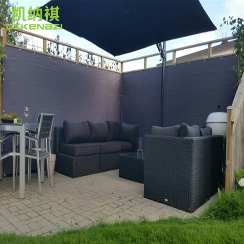 1 X 1 M Customized 180gsm Waterproof Shade Sail