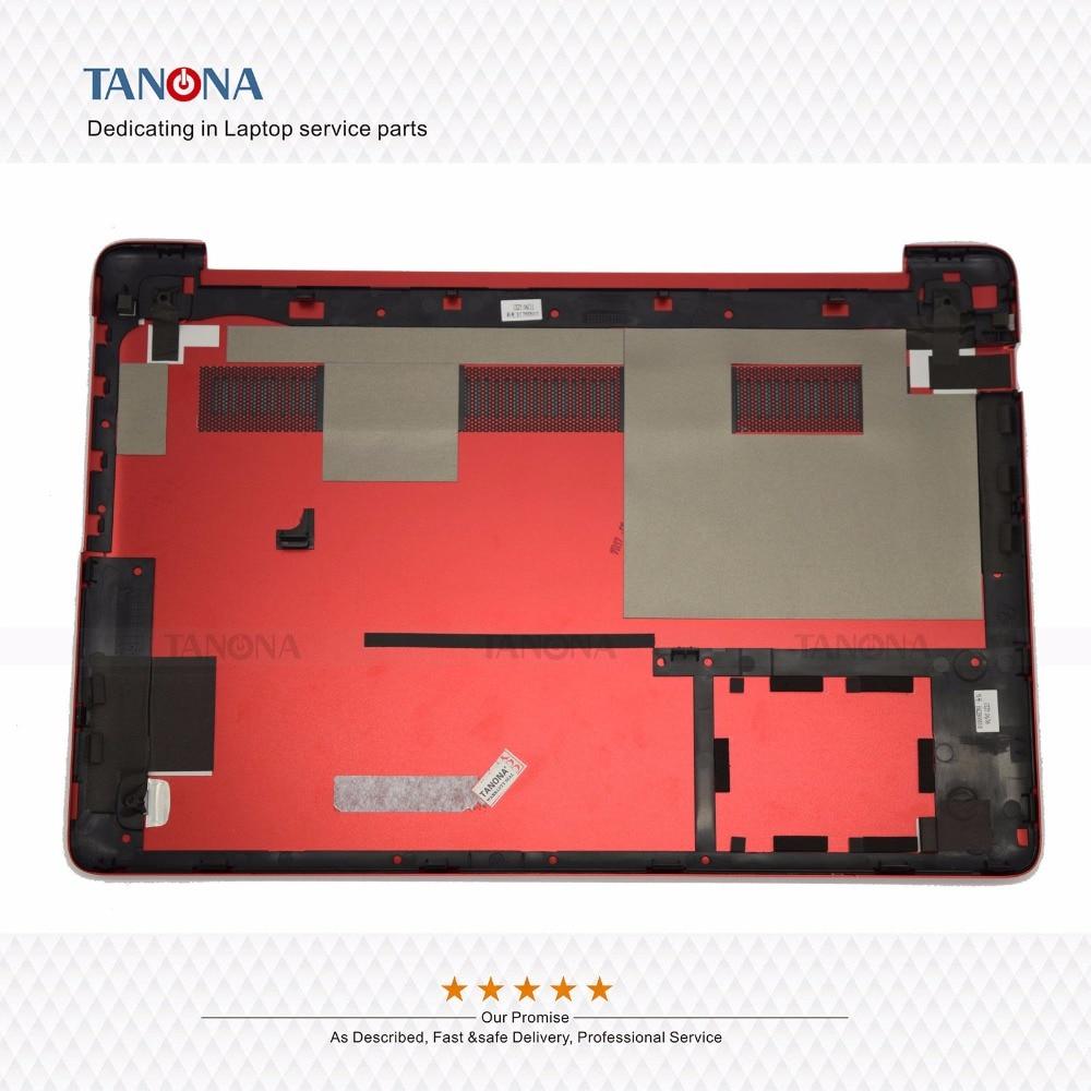 New for Lenovo Ideapad U410 Bottom Cover Base Base Case Red EALZ8005010