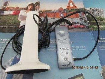100M LTE 4G Modem HUAWEI E392 E392U-12 And 4G LTE USB Dongle+10dbi 4G ts9 external antenna