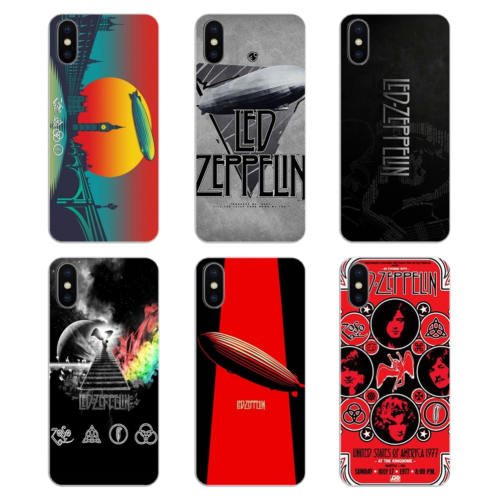 LED ZEPPELIN DARKNESS  Phone cases For Iphone Samsung Galaxy S10//Note
