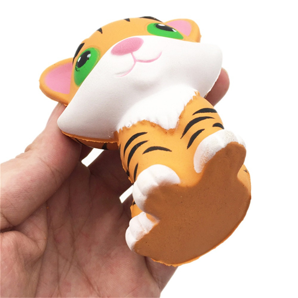 1pc Kawaii Collection Squeeze Healing Fun Kids Cute Cell Phone Strap Toys Kids Baby Gift Sticky Antistress Toy Kid Adult Gift