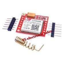 5 pcs Smallest SIM800L GPRS GSM Module MicroSIM Card Core BOard Quad-band TTL Serial Port