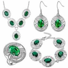 Thick silver jewelry set of foreign trade jewelry jewelry accessories wholesale fashion jewelry платье foreign trade 2014