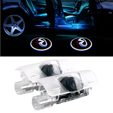 for Infiniti Q50 interior LED Car Welcome Light Door Logo Courtesy Lamp Shadow Projector ambient light car