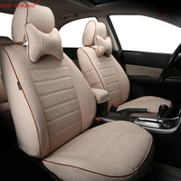 Car Wind Customized automobiles Auto car seat cover For vw golf 4 5 VOLKSWAGEN polo 6r 9n passat b5 b6 b7 car accessories