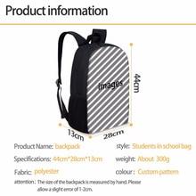 Black Men Backpack Cool PUBG Theme Printing Women School Supplies Casual Book Bag for Kids Boy Girls Satchel Plecak