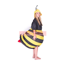 Party Bar Role Play Clothes Lovely Fancy Inflatable Bee Costume