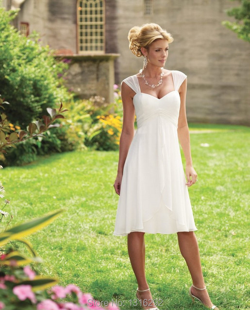 Vestidos blancos para bodas playeras