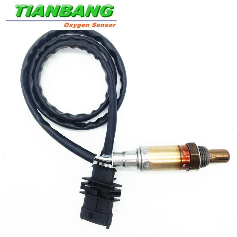Free Shipping Lambda Probe Oxygen Sensor for Opel Astra G Corsa C Vectra B Zafira 4Wire