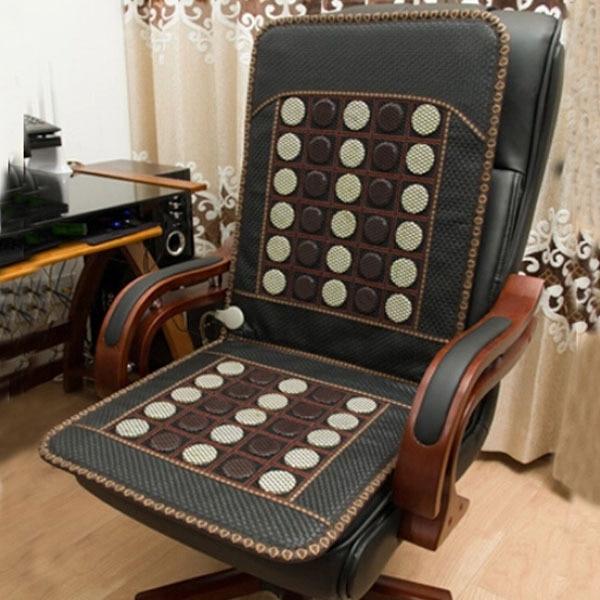 High Quality Free Shipping for Heat Seat Cover Germanium Cushion Tourmaline Cushion Jade Cushion Heated Cushion