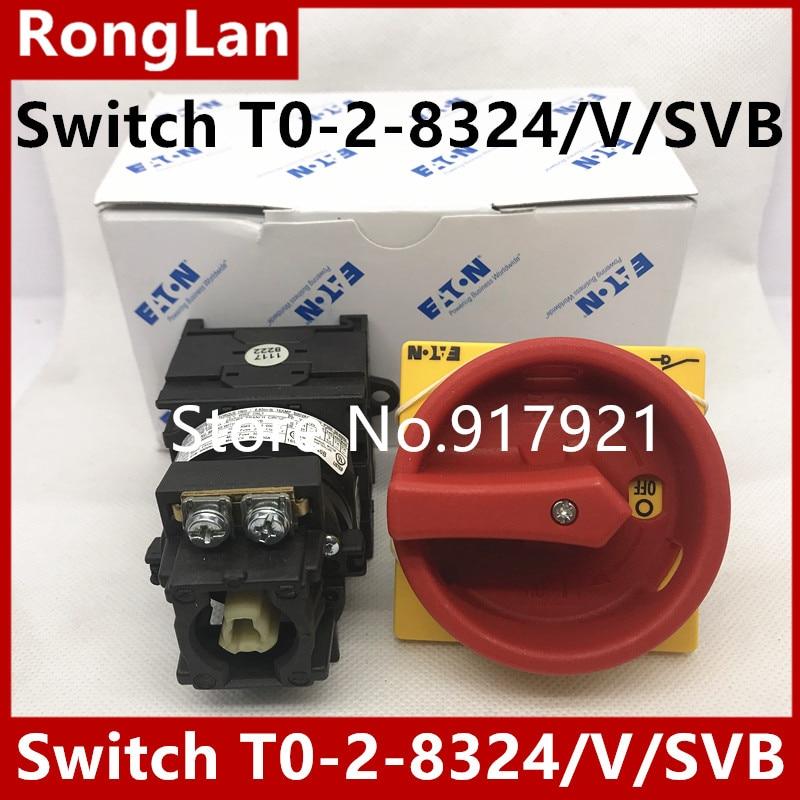 [ZOB]EATON MOELLER Muller isolation switch T0-2-8324/V/SVB s5d2701x01 to s5d2701x01 t0