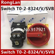 [ZOB]EATON MOELLER Muller isolation switch T0-2-8324/V/SVB