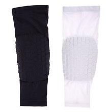 Basketball Kneepad Longer Breathable Kneepad Honeycomb Bumper Sports Protective Knee Pads BHU2