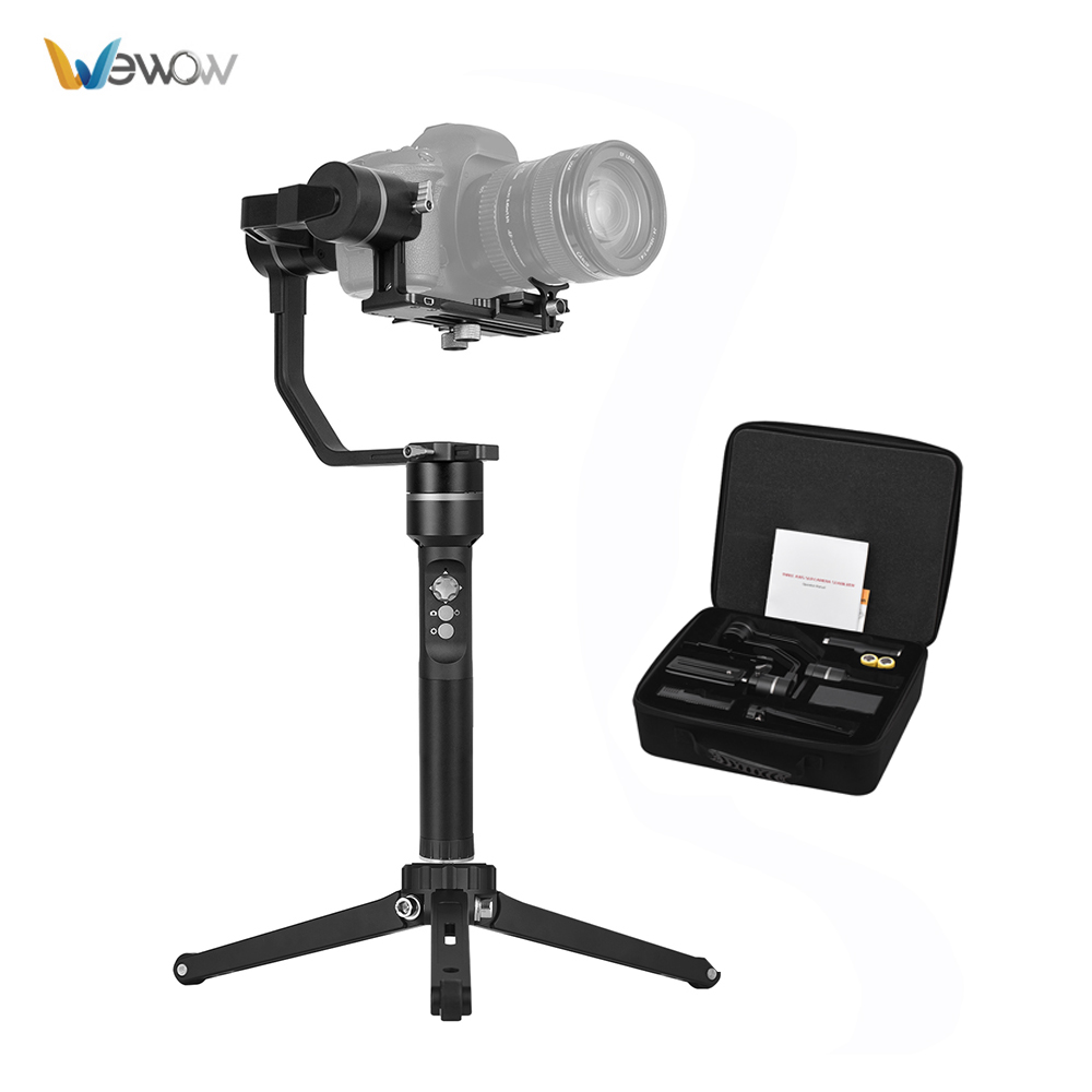 MD 1 3 Axis Handheld Gimbal Stabilizer for Panasonic Sony Canon EOS DSLR Mirrorless Camera