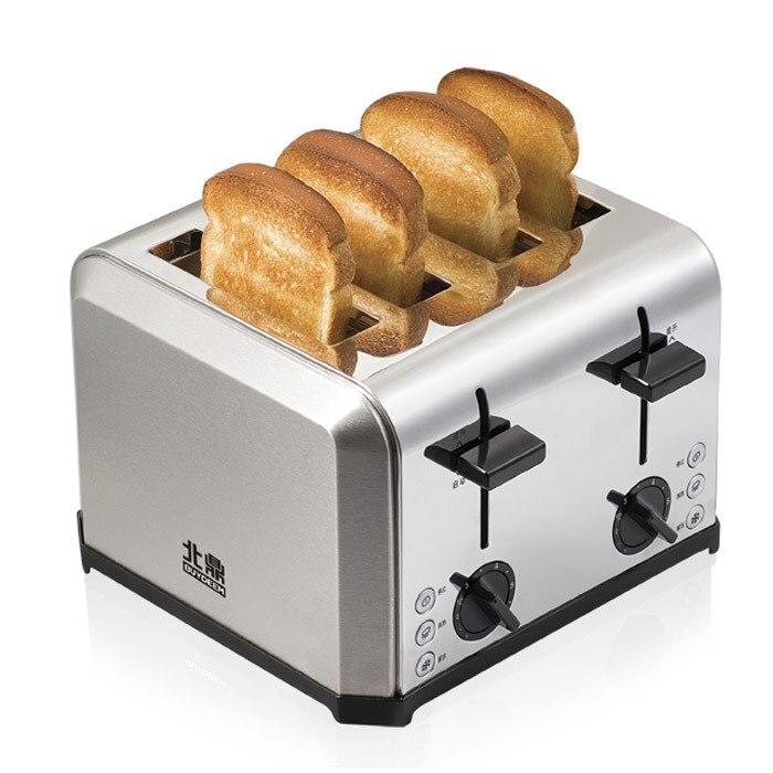 Чаш для buydeem d606 нержавеющая сталь тостер многофункциональный коммерческий тостер класса люкс