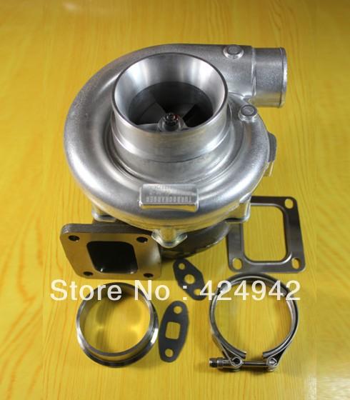 T76 T4 Turbine A / R.81 Kompressorgehäuse A / R.80 Öl- und - Autoteile - Foto 1