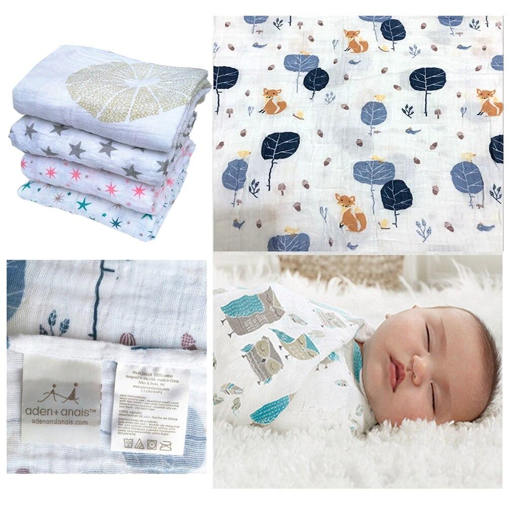 aden anais multifunctional envelopes for newborns receiving blankets bedding infant cotton. Black Bedroom Furniture Sets. Home Design Ideas