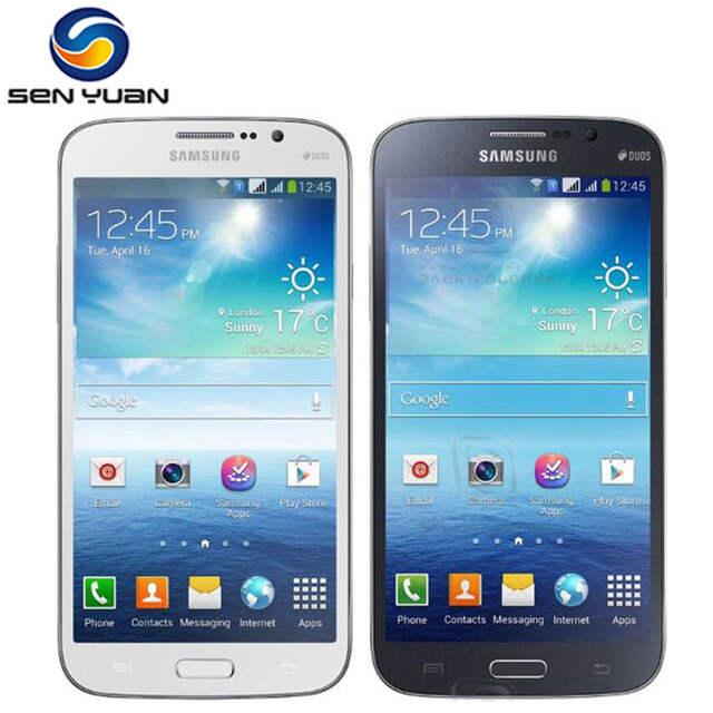 I9152 Original Samsung Galaxy Mega 5 8 I9152 Mobile Phone 8G ROM 1 5G RAM  Dual core cellphone Free Shipping
