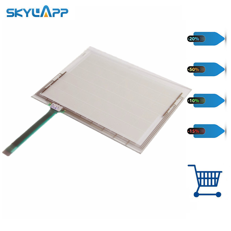 Skylarpu 5.7 inch for XBTF032310 Industrial application control equipment touch screen digitizer panel glass Free shipping original 10 4 inch touch screen for ktp1000 6av6647 0ae11 3ax0 industrial equipment touch panel digitizer glass