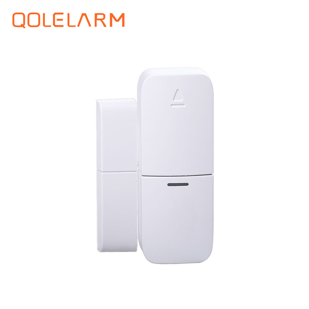 gsm 433 mhz wireless magnetic contact switch door sensor open close detection alarm door contact magnetical for house safety massin verbes de contact 2ed
