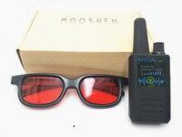 Новый M003 Многофункциональный Анти-шпион детектор Камера GSM аудио ошибка Finder gps сигнала объектива устройство радиослежения обнаружить Беспр...